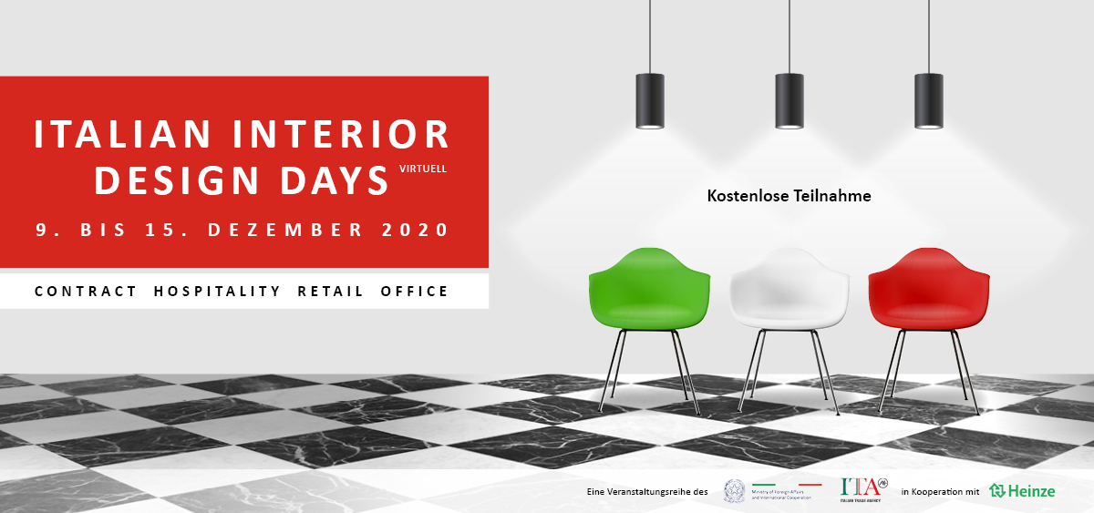 Italian Interior Design Days - Fiera Virtuale
